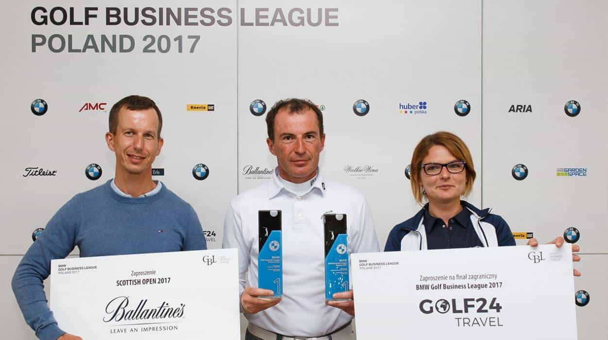BMW Golf Business League - Toya Golf & CC Wrocław 5-6.09