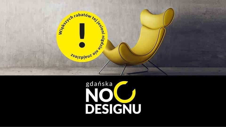 Gdańska Noc Designu - City Meble 27.10.2017