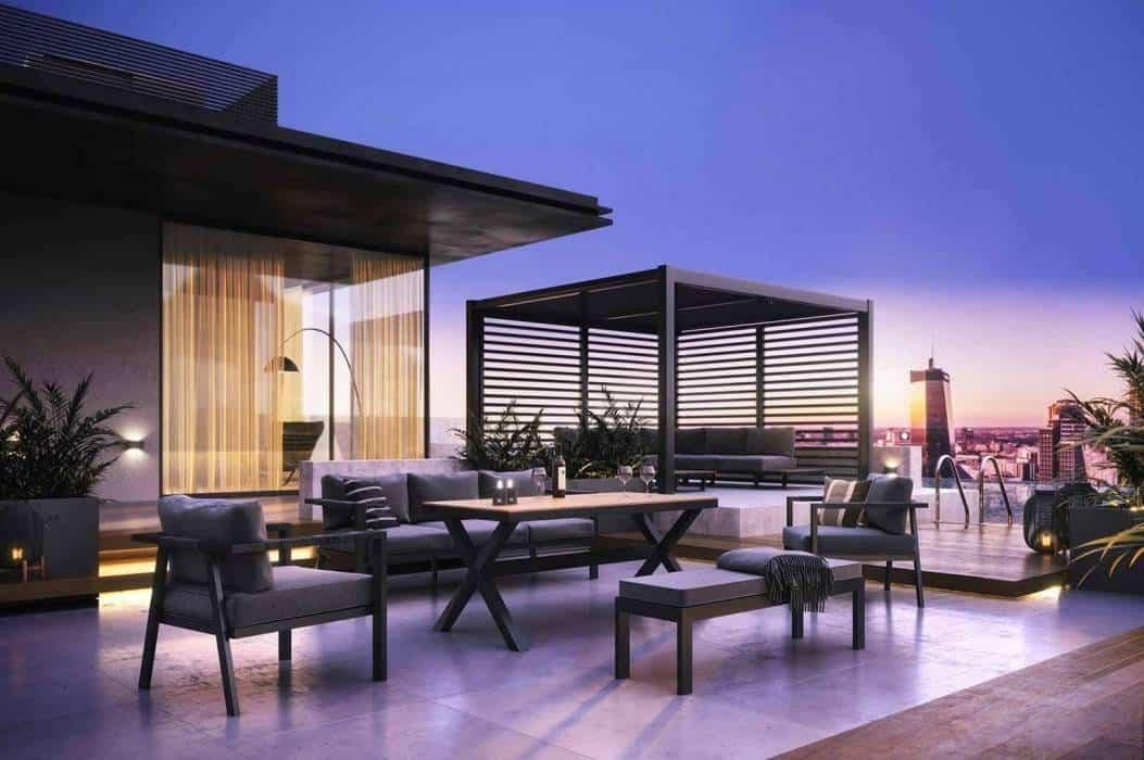 Sofa ogrodowa – ekskluzywne wyposażenie na Twój taras