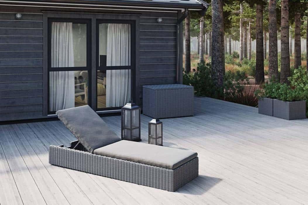 Leżanka ogrodowa – znajdź swój sposób na relaks