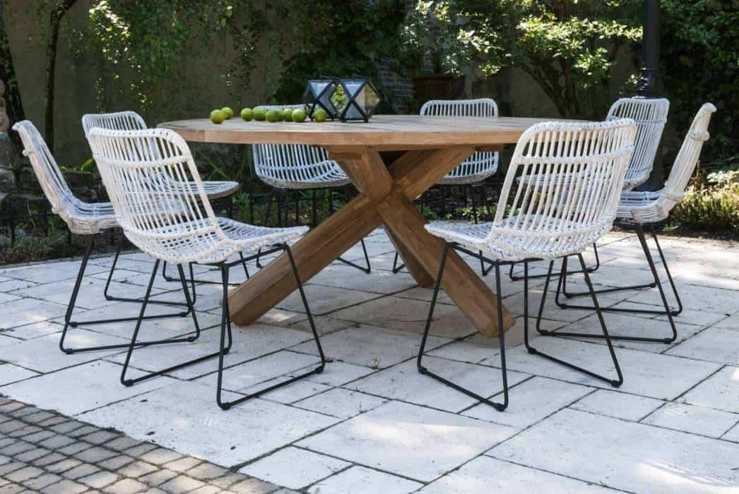 Krzesła tarasowe