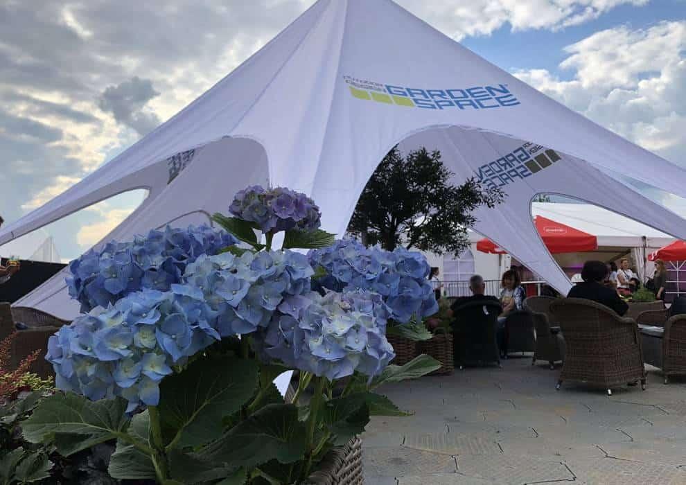 Garden Space na Tauron Life Festival 2018