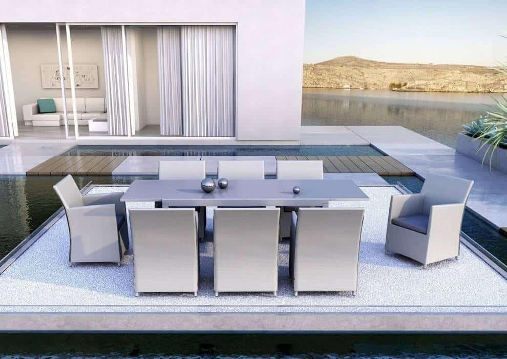 Fotele na balkon