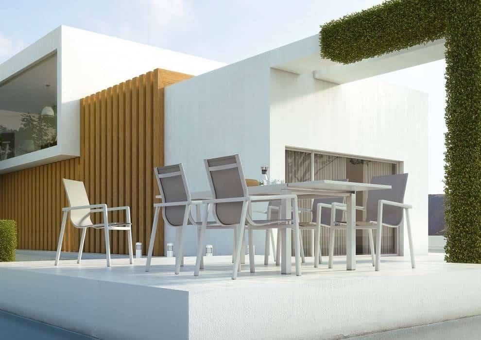 Rozkładane stoły ogrodowe