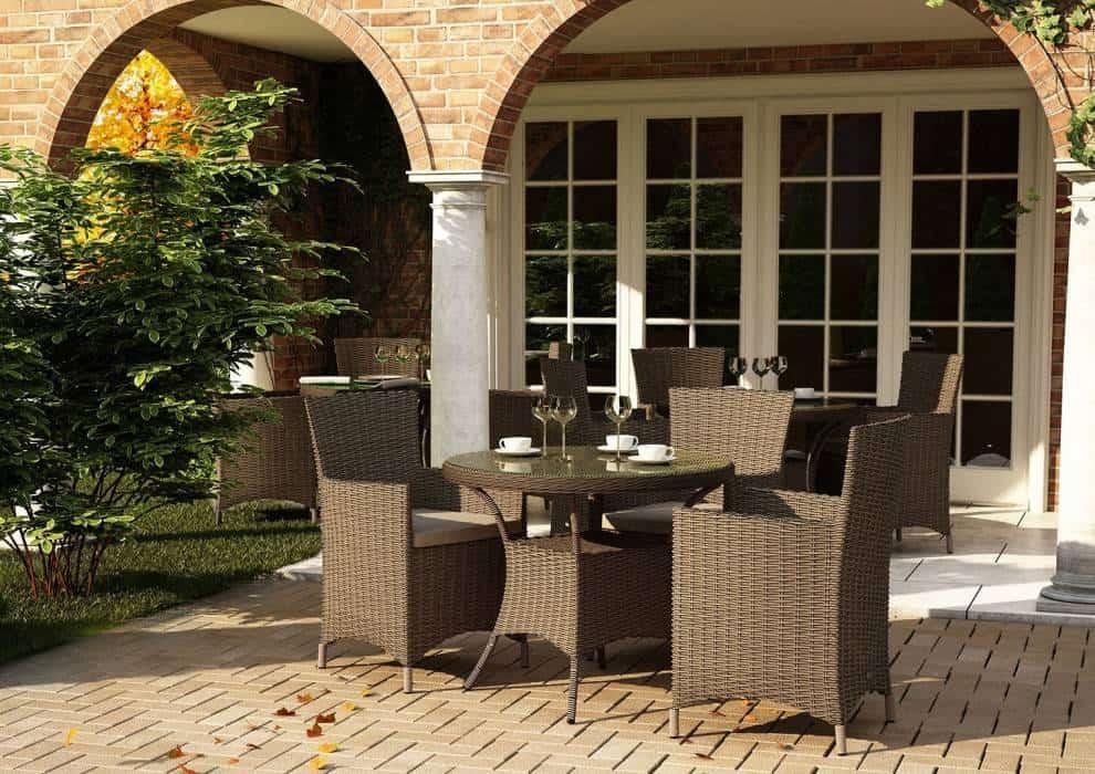 Jaki materiał na meble ogrodowe?