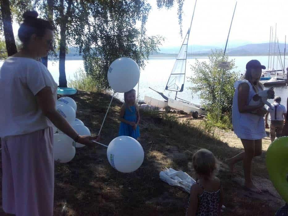 XXIV Memoriał Adama Banaszka - regaty na Jeziorze Żywieckim