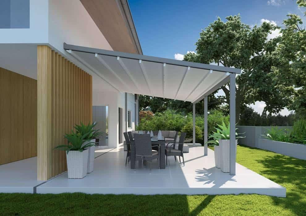 Taras z zadaszeniem – innowacje w Twoim ogrodzie