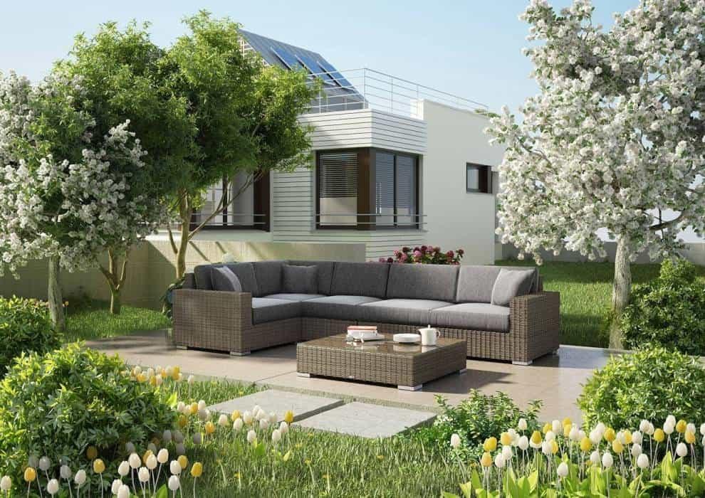 Narożniki ogrodowe – poznaj meble, które wprowadzą nową jakość do Twojego ogrodu