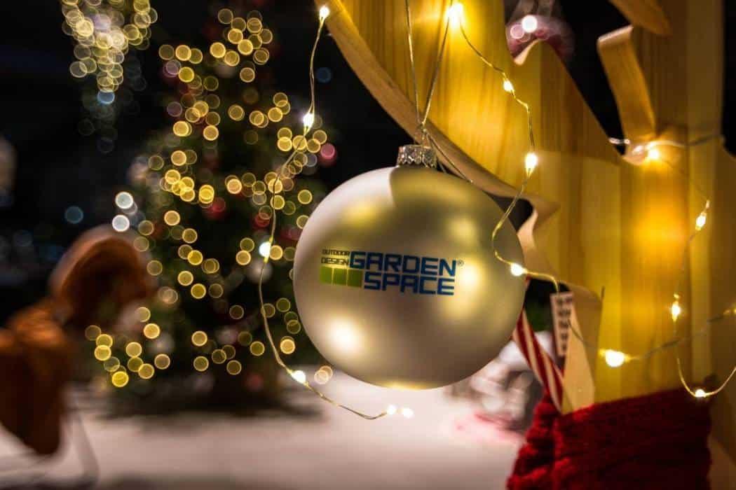 Kiermasz świąteczny w Garden Space