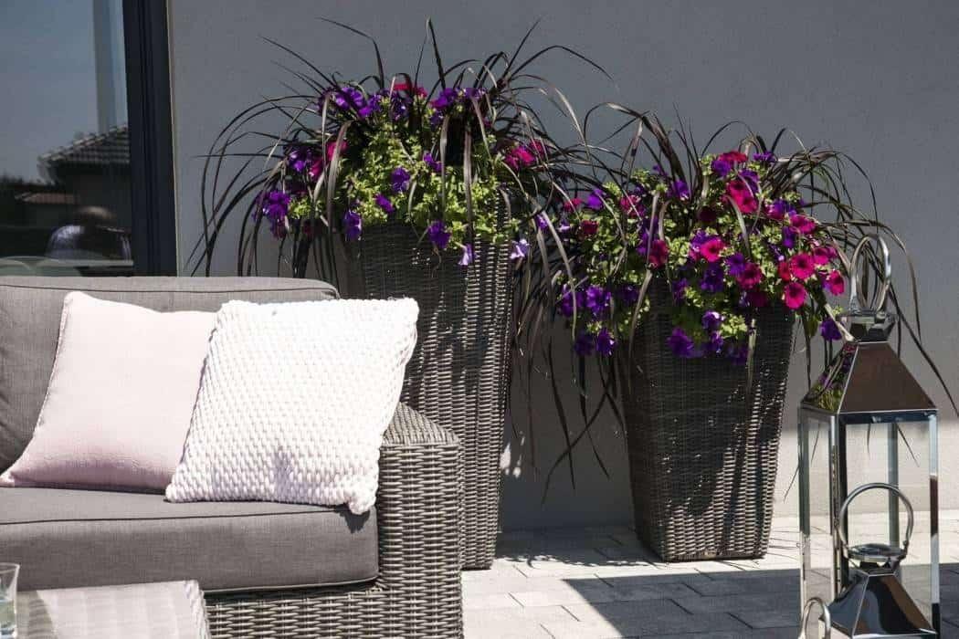Duże donice – najlepsze propozycje nie tylko do ogrodu