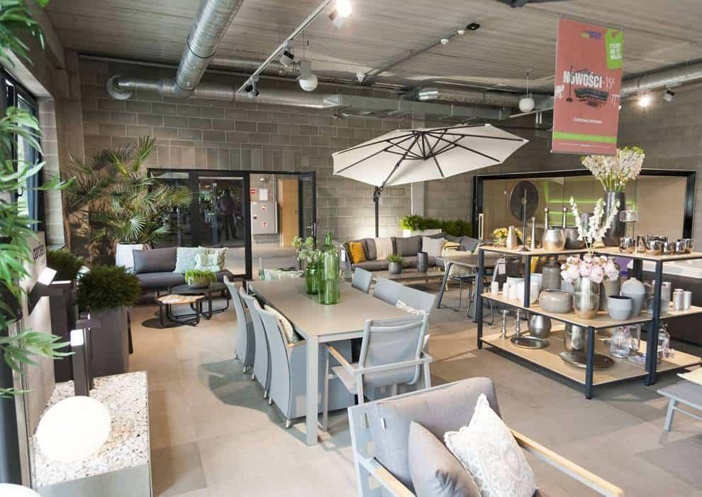 Likwidacja ekspozycji w salonach Garden Space