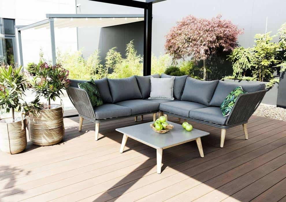 Luksusowe meble na taras – najwyższy standard do Twojego ogrodu