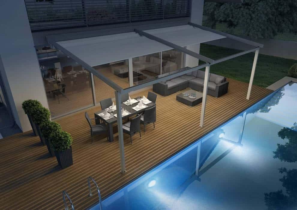 Pergola ogrodowa metalowa – innowacyjne rozwiązania dla Twojego komfortu