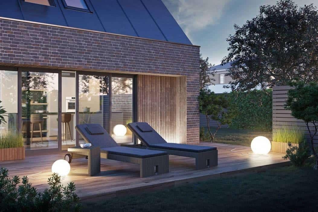 Leżak balkonowy – komfort godny najlepszego SPA