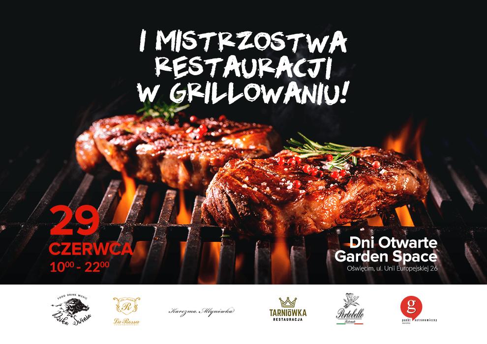 I Mistrzostwa Restauracji w Grillowaniu - Oświęcim i okolice