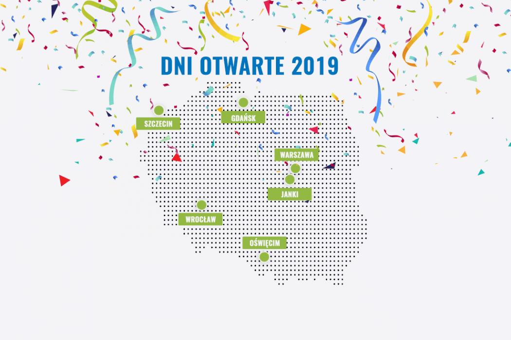 Dni Otwarte 2019 - zapraszamy!