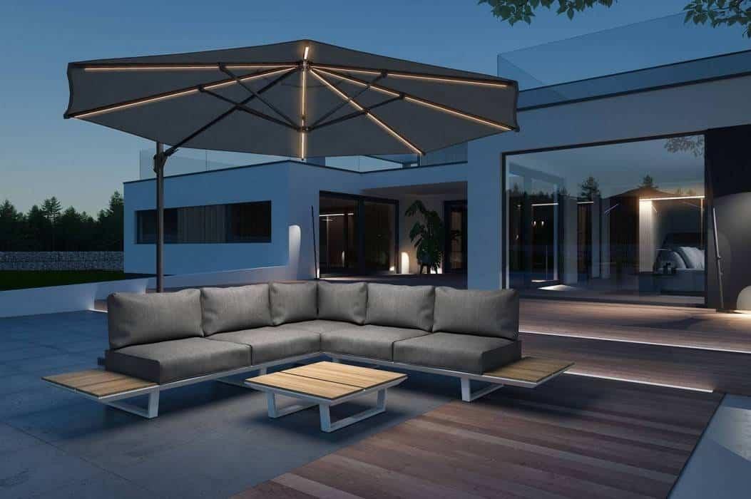 Ogrodowe meble – stwórz swój rajski zakątek