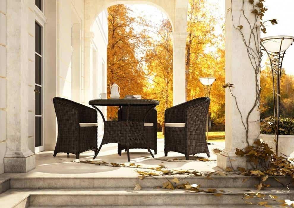 Stolik na taras – znajdź najlepszy wariant