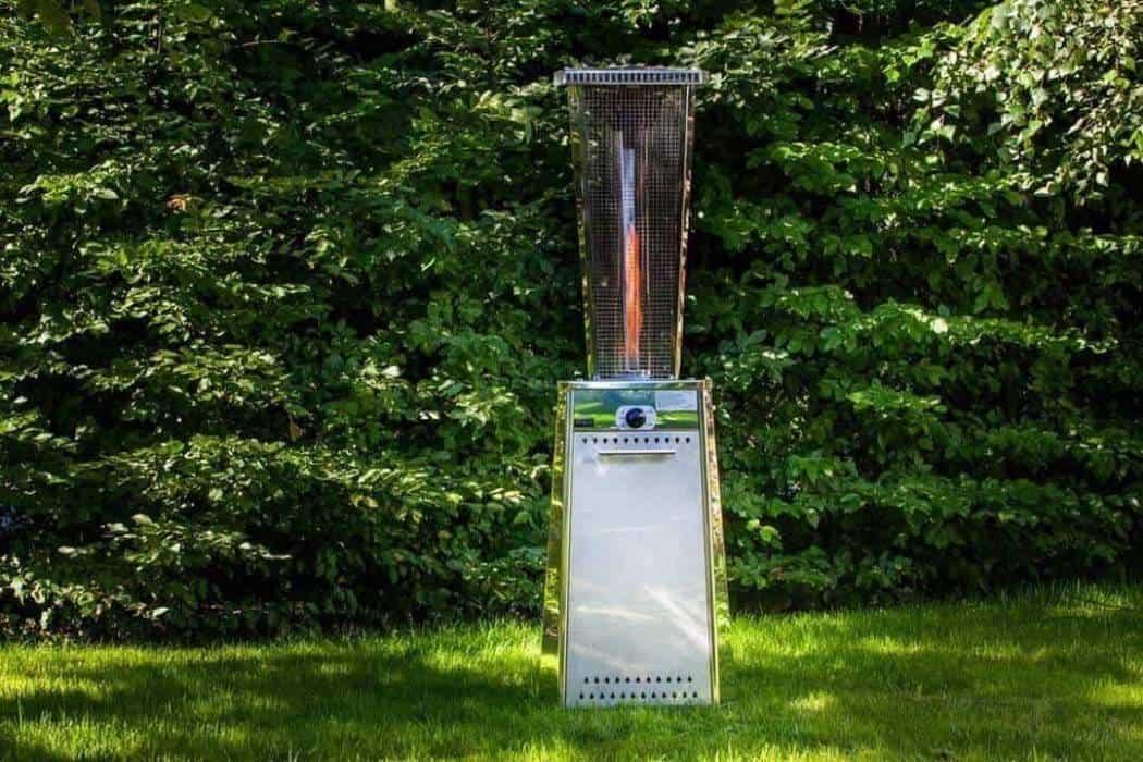 Ogrzewacz ogrodowy i spółka, czyli przedłużamy sezon na odpoczynek na tarasie