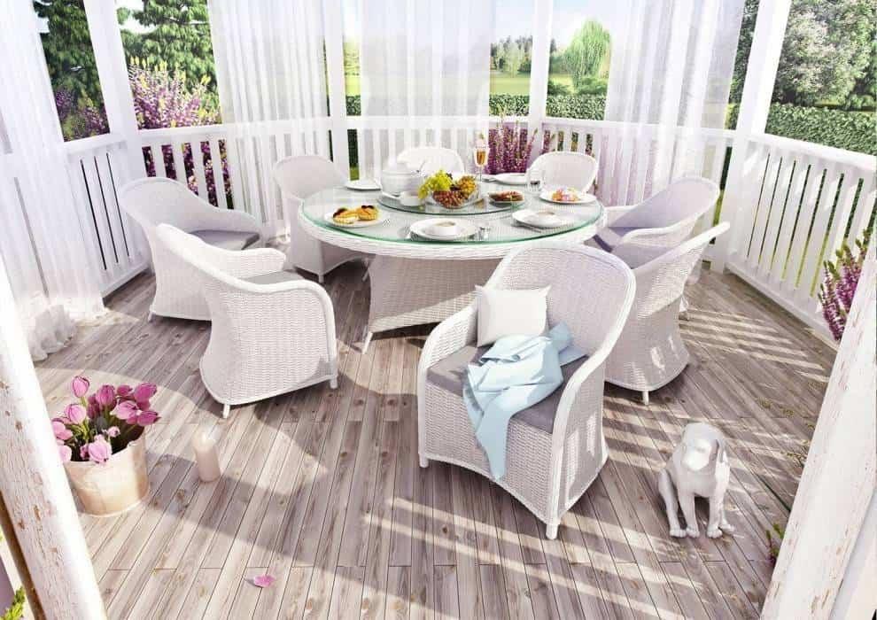 Komplet balkonowy – Twoja zielona strefa