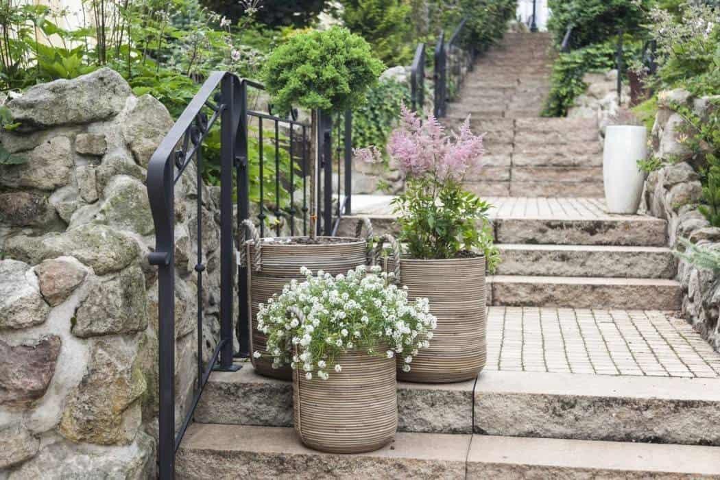 Donica balkonowa – piękna oprawa dla roślin