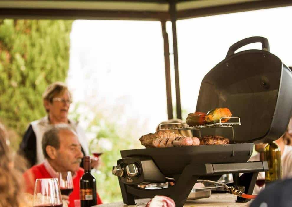 Grill na gaz – odkryj przyjemność płynącą z grillowania!