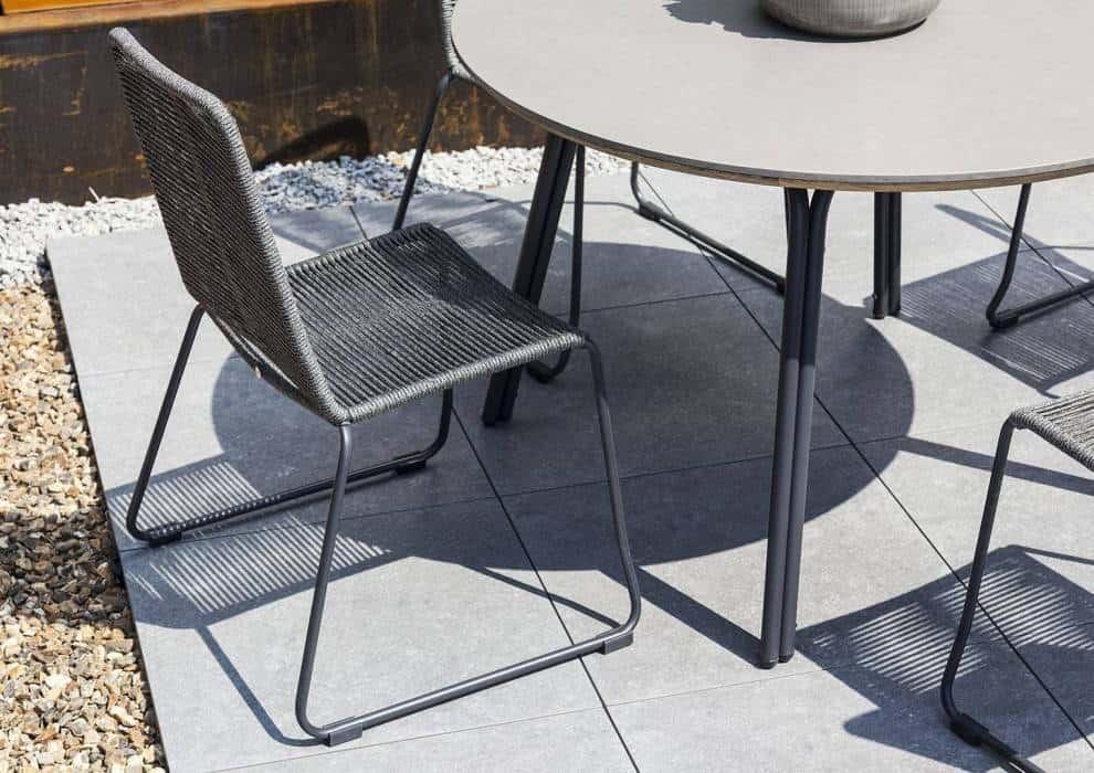 Stół z krzesłami na taras – jaki wybrać?