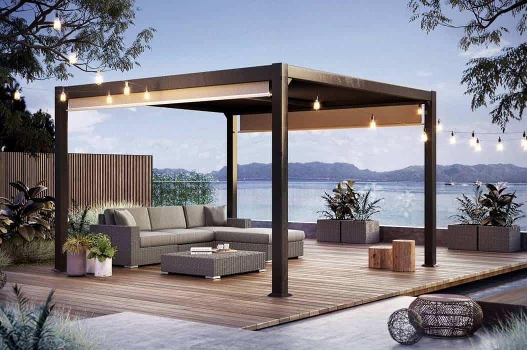 Meble ogrodowe modułowe: urządzamy luksusowy taras