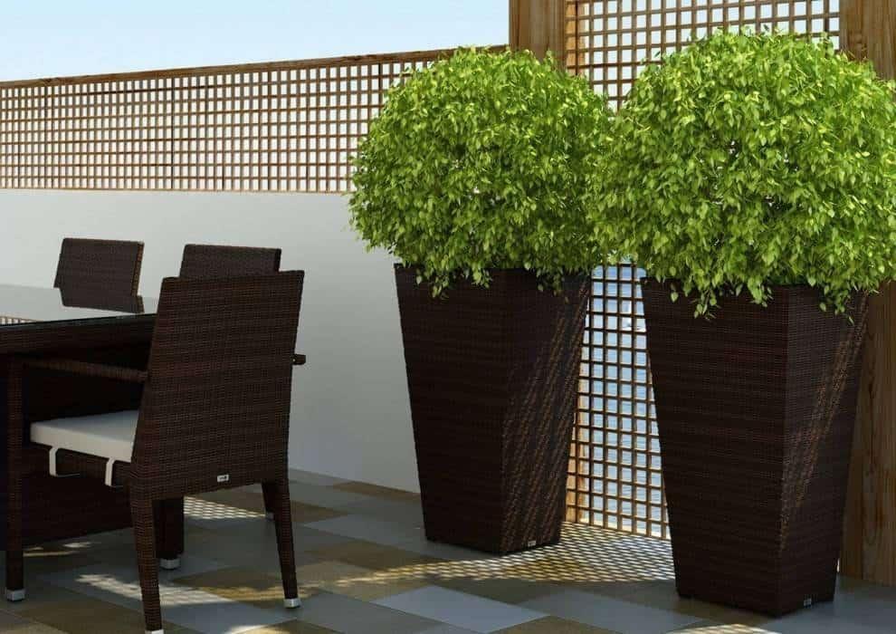 Dekoracja tarasu – najmodniejsze pomysły i inspiracje