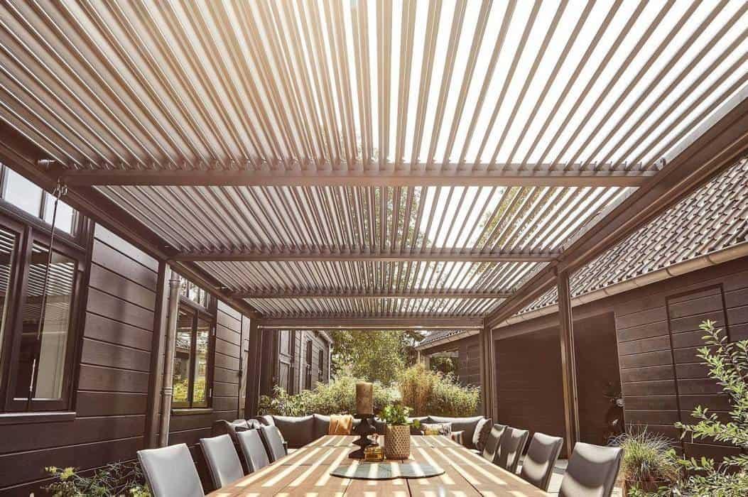 Dach na taras – komfort w każdą pogodę