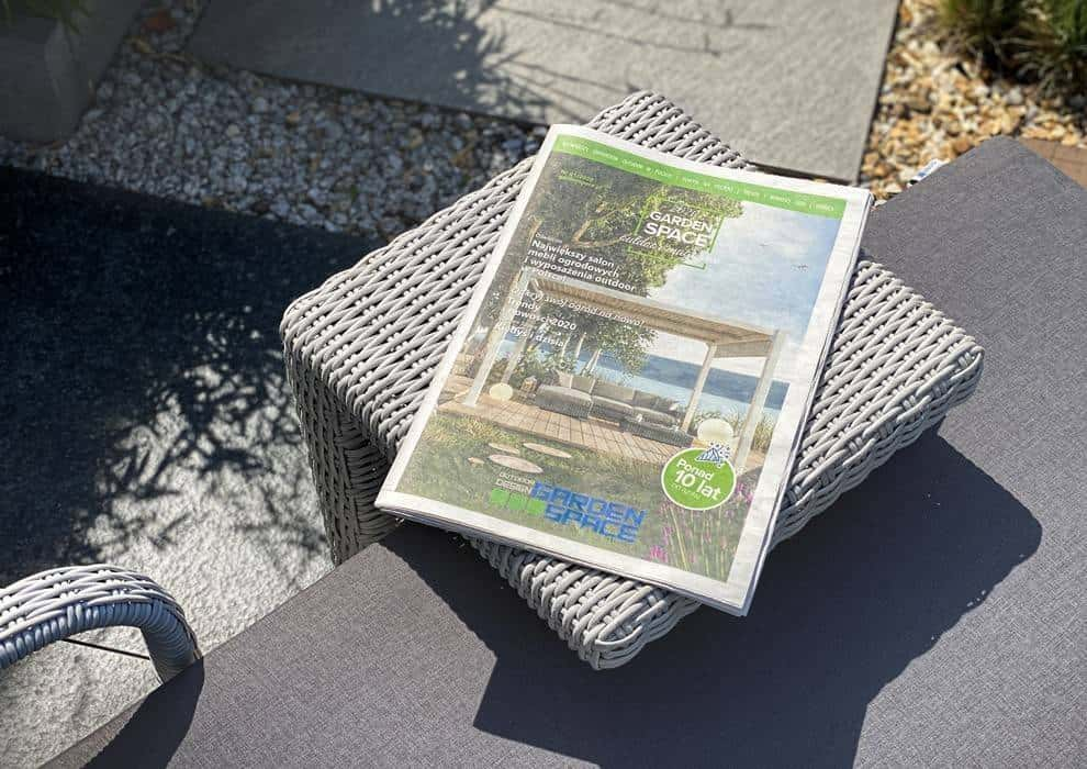 Garden Space Outdoor Magazine 2020