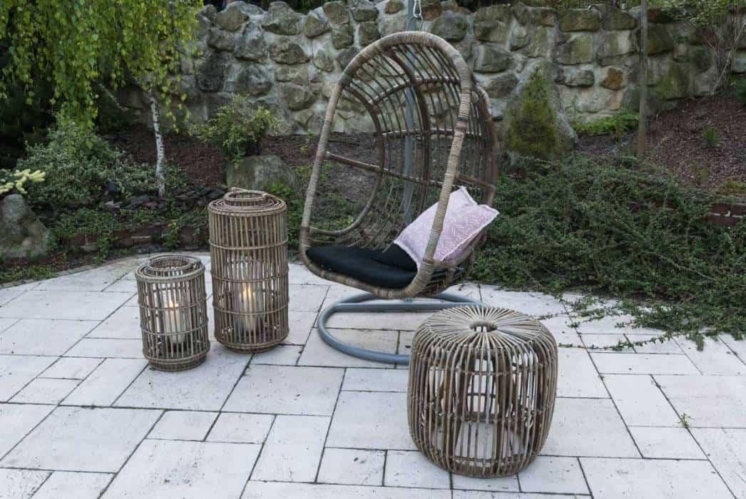Fotel podwieszany – tchnij życie w ogród!