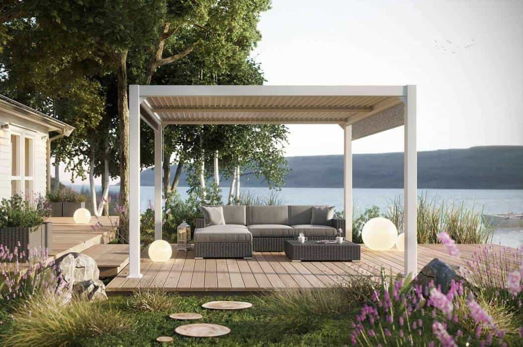 Zadaszenie tarasu do samodzielnego montażu – piękny i funkcjonalny ogród