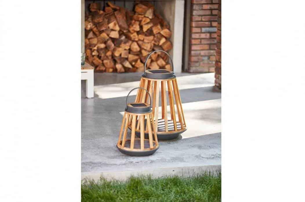 Nowoczesne lampy ogrodowe dopełnieniem zewnętrznej aranżacji