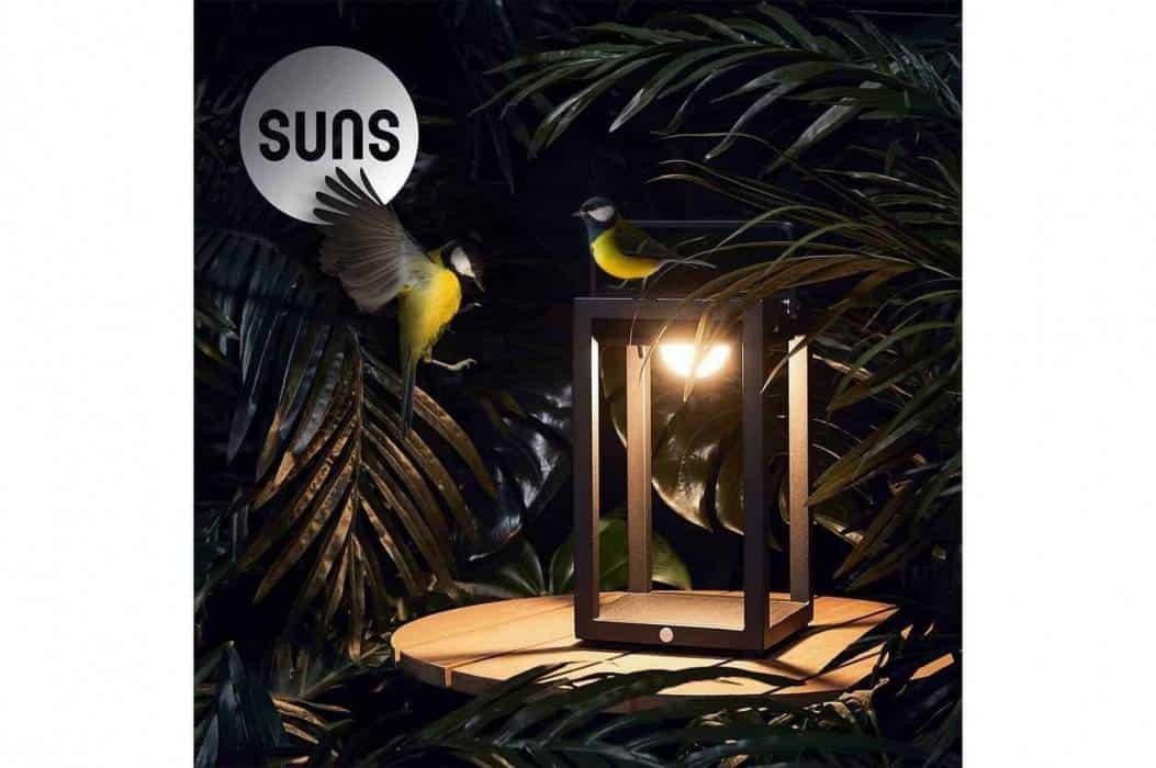 Lampiony tarasowe – odrobina magii  w ogrodzie