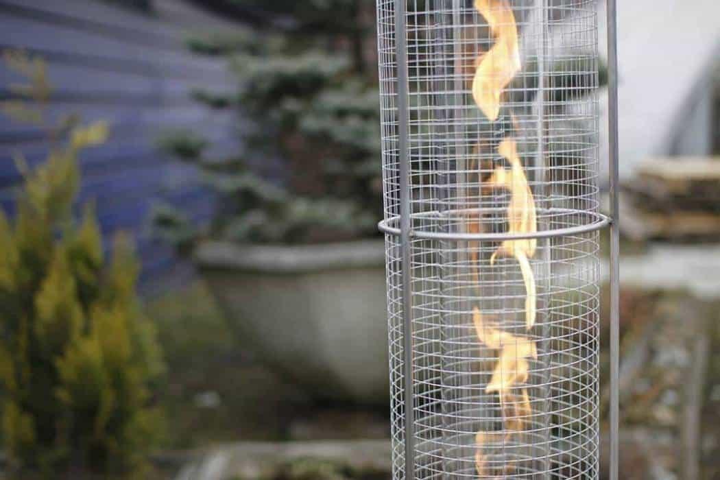 Promiennik gazowy – nowoczesny akcent w ogrodzie