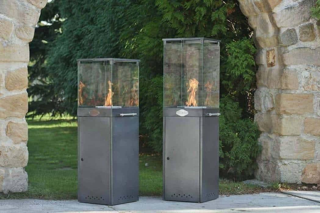 Ogrzewacz gazowy – stwórz przytulny taras