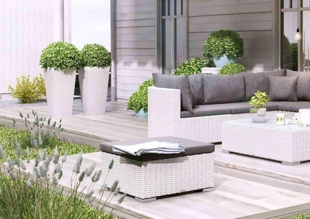 Donice w ogrodzie – niezbędny element zewnętrznej aranżacji