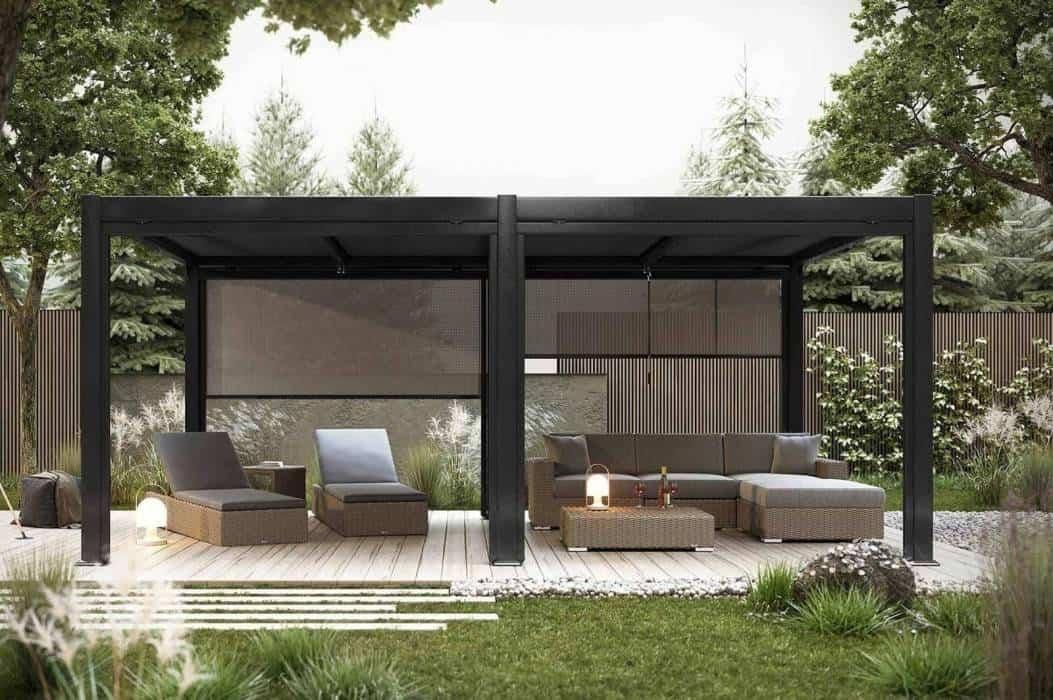 Altana przy domu – Twoja strefa relaksu