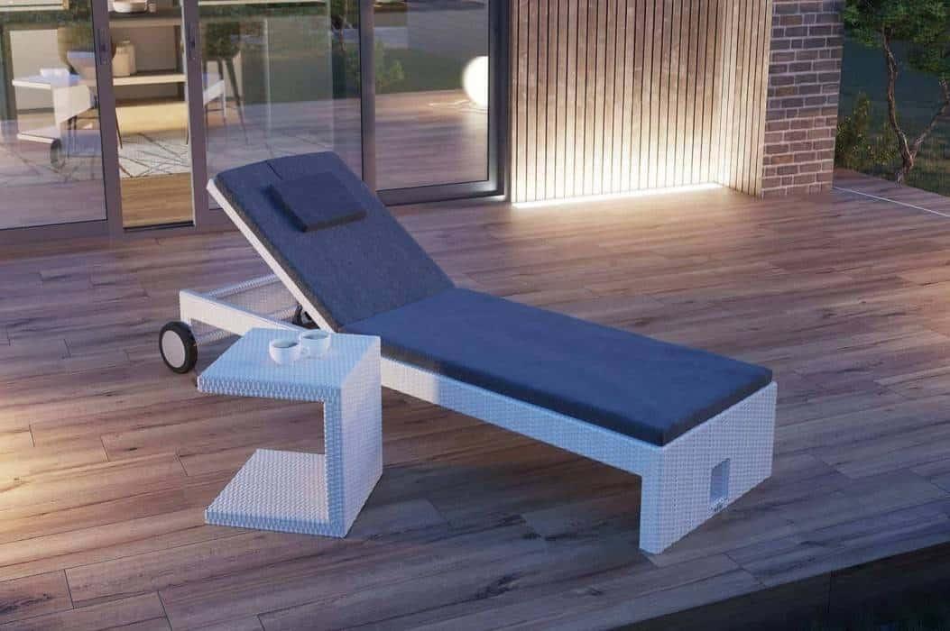 Leżaki do opalania – znajdź swój sposób na relaks