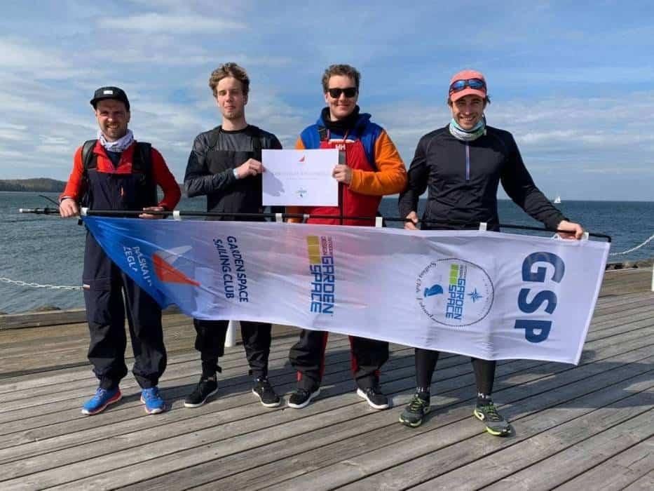 Sukces Garden Space Sailing Club - kwalifikacja do 1 ligi z piątego miejsca w eliminacjach