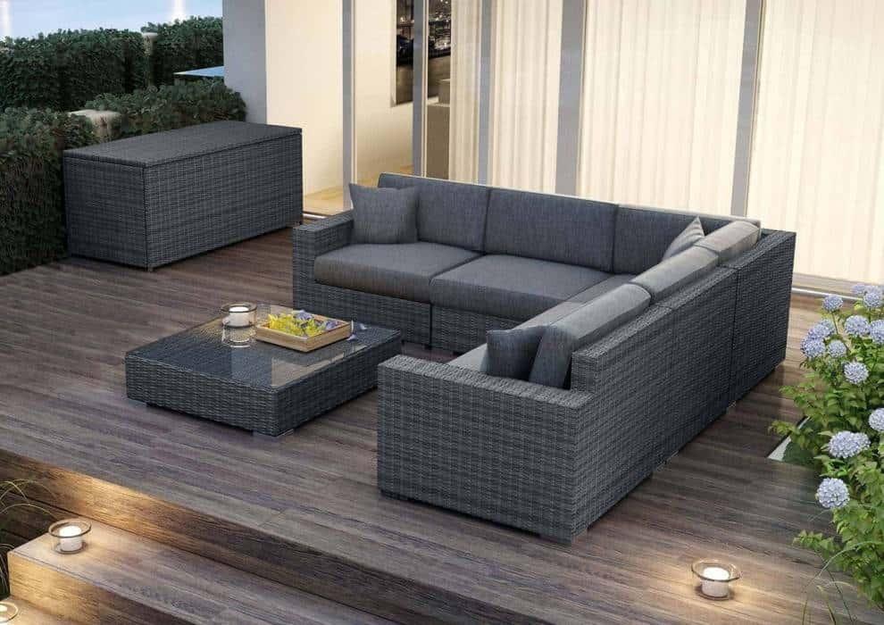 Siedzisko ogrodowe – najmodniejsze meble na Twój taras