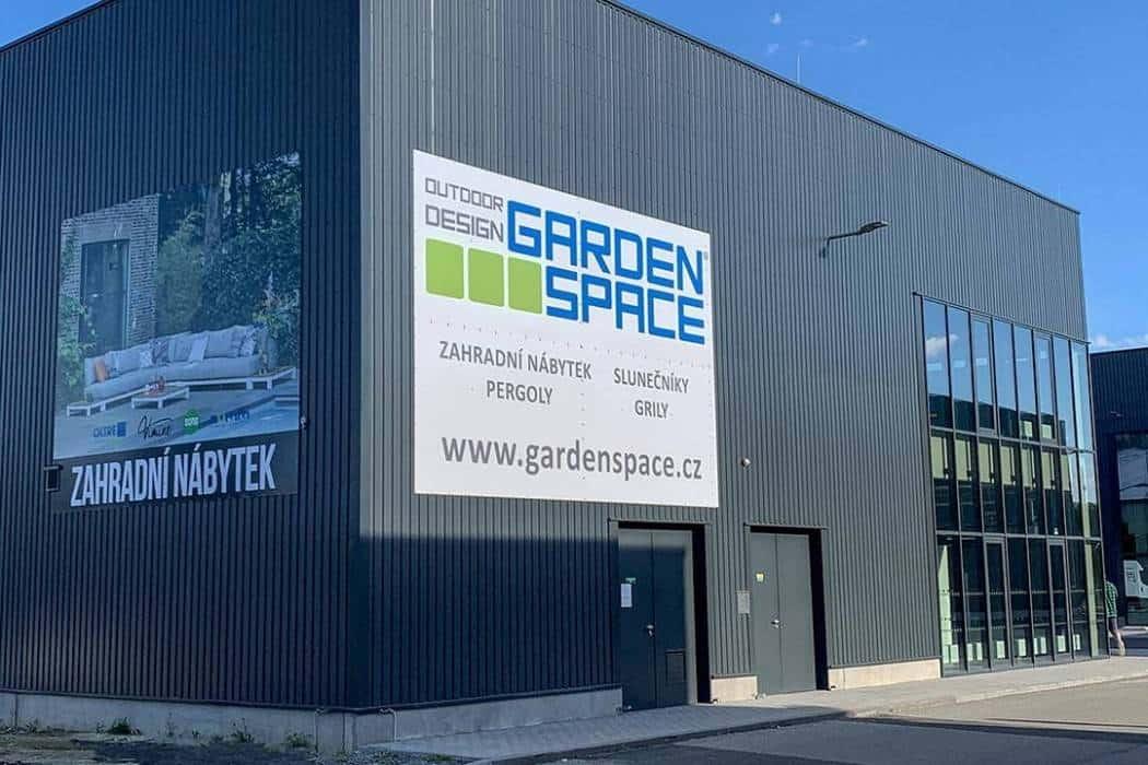 Nowy salon Garden Space w Czechach