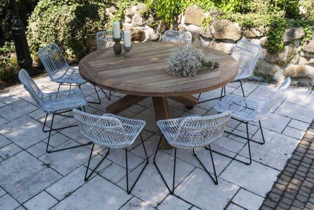 Nowoczesne krzesła ogrodowe – nasze propozycje na Twój taras