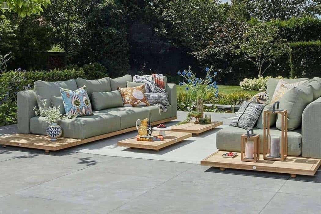 Ozdoby na taras dopełnieniem Twojego ogrodu