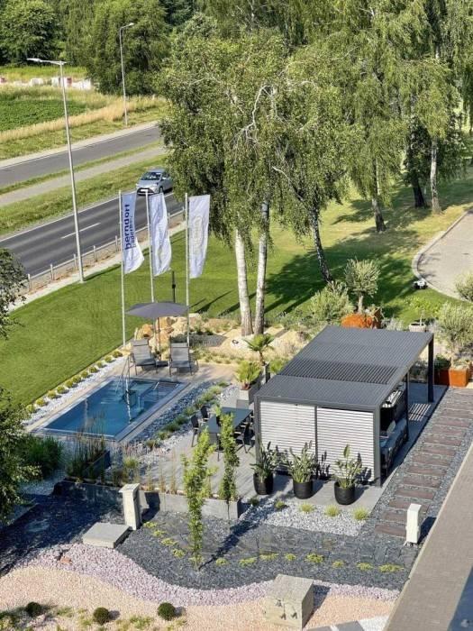 Jak urządzić idealny taras? Zielone Tarasy Garden Space w Dzień Dobry TVN Wakacje 2021