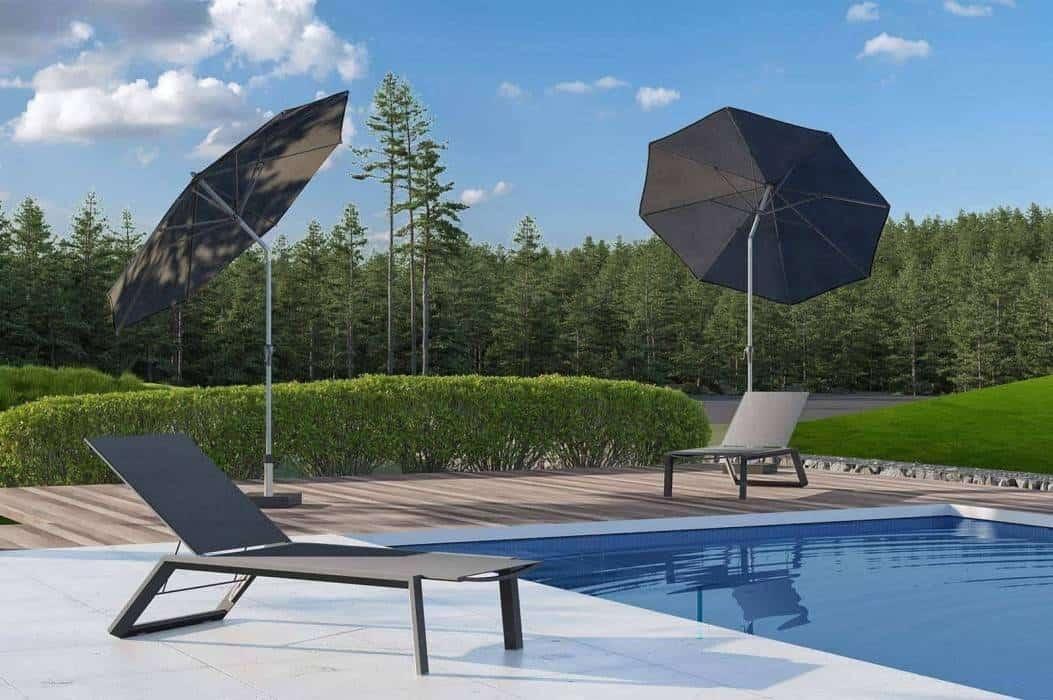Nowoczesne meble ogrodowe aluminiowe – poznaj najświeższe trendy!