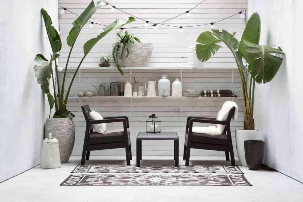 Wypoczynek na balkon – jakie meble zapewnią Ci komfort?