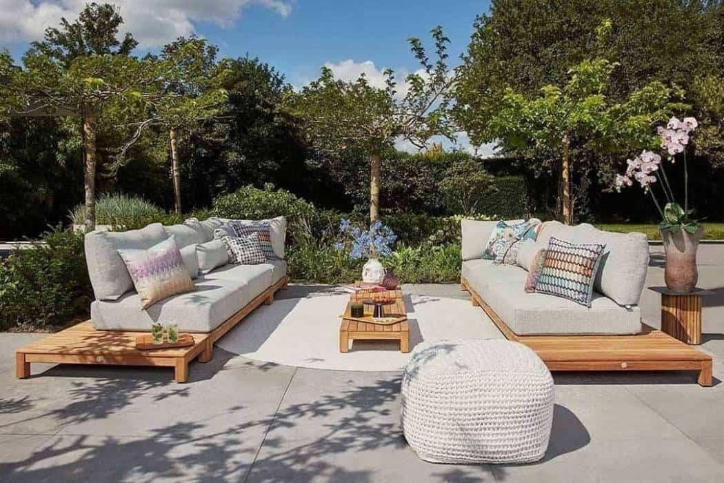 Puf na balkon – stylowy dodatek dla większego komfortu