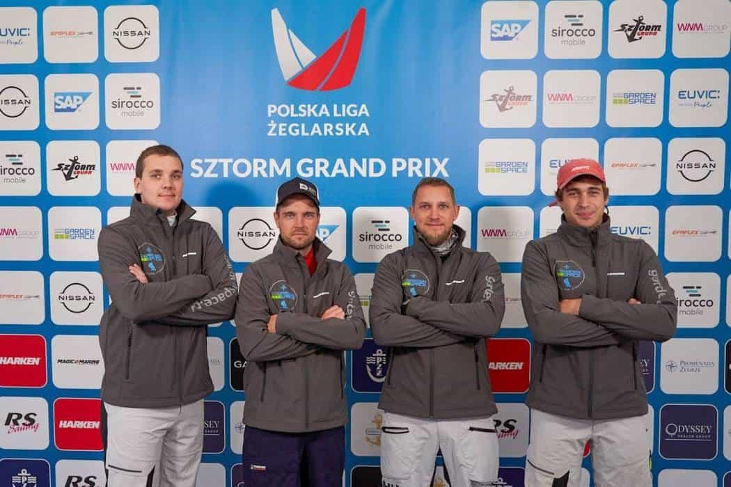 Finał 1 Polskiej Ligi Żeglarskiej